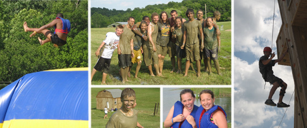 Some of the pics from Summer Camp!